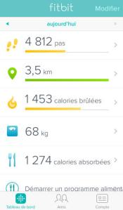 AppliFitbit
